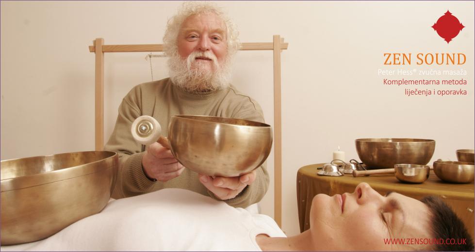 ZEN SOUND i Peter Hess® zvukoterapija